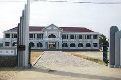 Đại gia tàu biển bỏ chục tỷ xây ngôi làng đẹp nhất miền Trung