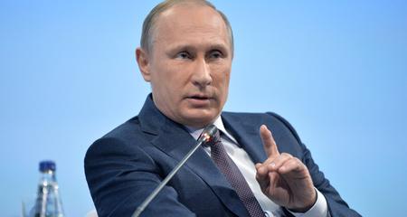 Putin muốn 'Nga được tôn trọng'
