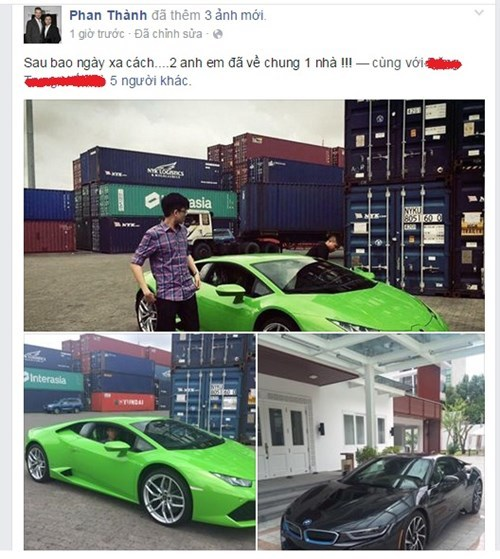 siêu xe, Phan Thành, thiếu gia, sưu tập, tiền tỷ, siêu-xe, Phan-Thành, thiếu-gia, sưu-tập, tiền-tỷ,