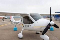 Máy bay điện Trung Quốc: Bay 1 tiếng hết pin