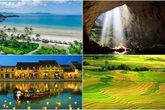 """10 địa danh du lịch nổi tiếng khiến người Việt """"nở mày, nở mặt"""""""