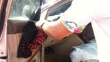 Thời sự trong ngày: Đại gia bị tạt axít trên xe Lexus