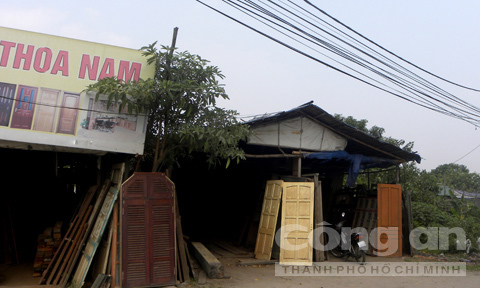 Chuyện ở Hà Nội: Triệu phú đôla từ buôn 'xác nhà'