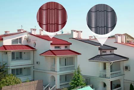 Thế nào là mái nhà đẹp, hợp phong thủy?