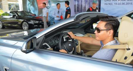 Vững phong thái, lái tự tin với Bridgestone