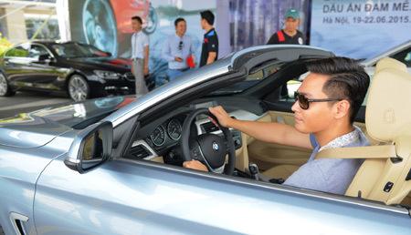 20150623142735 1 Trải nghiệm BMW cùng lốp Bridgestone qua các bài tập