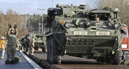Mỹ sẽ dồn hàng loạt vũ khí khủng về châu Âu