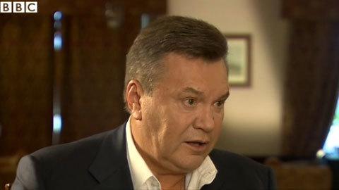Ukraina, Crưm, Nga, Putin, Viktor Yanukovych