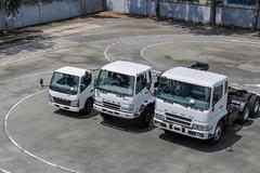 Xe tải Fuso Việt Nam ghi bản đồ 'Hoàng Sa là của TQ'?