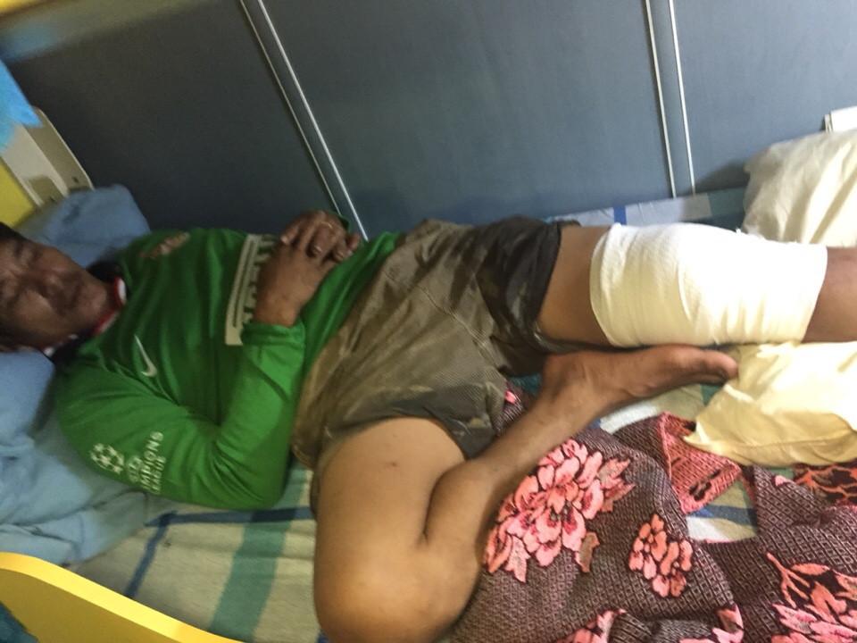 Tai nạn lao động trên biển 1 thuyền viên tử nạn