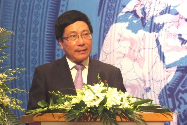 APEC, Phó Thủ tướng, Phạm Bình Minh