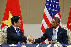 """Việt - Mỹ: Tương lai """"không điều gì là không thể"""""""