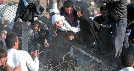 Những kiểu phạt quái đản dưới chế độ IS