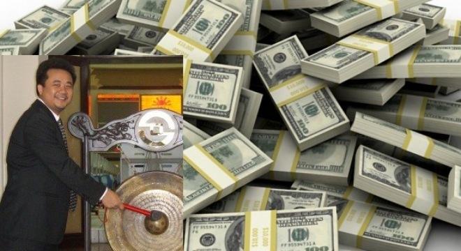 Đại gia bị bắt, tài sản mất luôn 150 tỷ