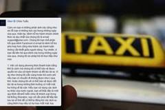 Đi taxi Uber, nôn trên xe bị phạt 350 ngàn dọn vệ sinh