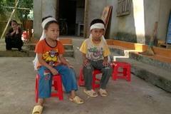 Xót thương hai đứa trẻ mồ côi cả cha lẫn mẹ