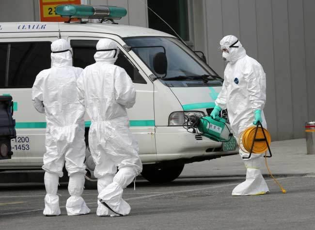 MERS, Hàn Quốc, lây nhiễm, tử vong