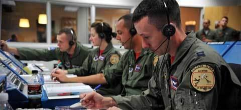 Mỹ định lập trung tâm chiến tranh không gian
