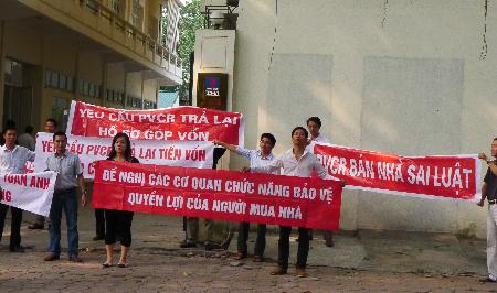 Hanoi Time Tower: 5 năm chết chìm với ông lớn Dầu khí