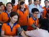 20 năm DongA Bank đồng hành hoạt động hiến máu cứu người