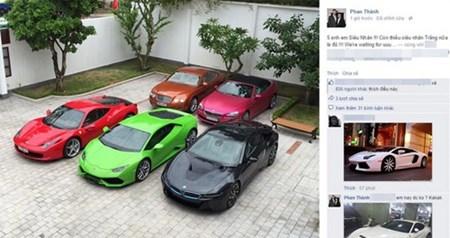 siêu xe, Phan Thành, chủ quán, cuộc đua, bộ sưu tập, chơi xe, thiếu gia, siêu-xe, Phan-Thành, chủ-quán, cuộc-đua, bộ-sưu-tập, chơi-xe, thiếu-gia,