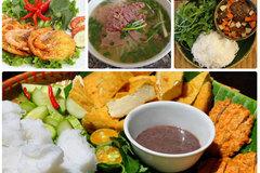 Những món ăn nên thử khi đến Hà Nội