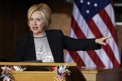 Nhiều email công việc của Hillary biến mất bí ẩn