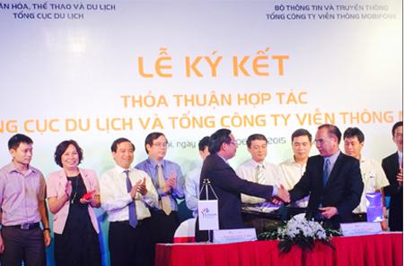 Nhà mạng hỗ trợ quảng bá du lịch của Việt Nam - 1
