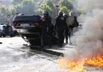Paris náo loạn vì biểu tình phản đối taxi Uber