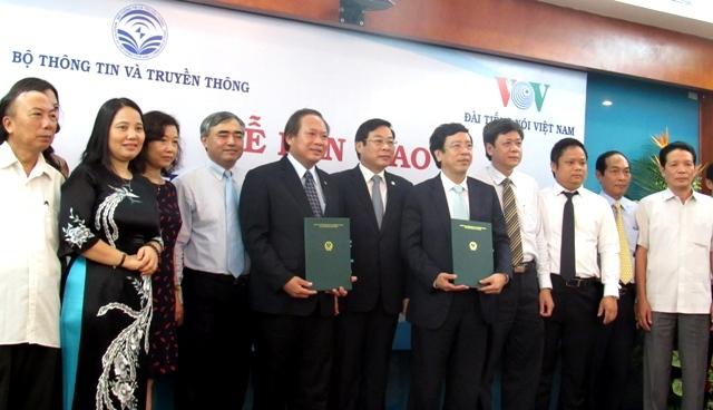 Đài truyền hình VTC chính thức trực thuộc VOV