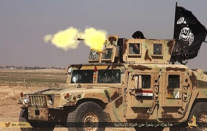 vũ khí, Iraq, Syria, IS, Nhà nước Hồi giáo