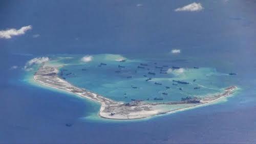 Mỹ: TQ cưỡng chế thay đổi hiện trạng Biển Đông