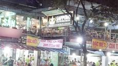 'Siêu quán nhậu' với 'đặc sản chân dài' hút khách ở Sài Gòn