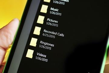 Windows 10 Mobile có tính năng ghi âm cuộc gọi