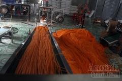 Hãi hùng bim bim bẩn theo công nghệ Trung Quốc