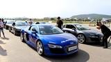 'Đốt lốp' dàn xe Audi trị giá gần 100 tỷ đồng tại Phú Quốc
