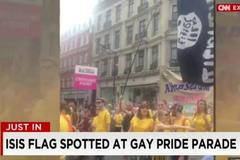 CNN gây bão mạng vì nhìn nhầm cờ IS
