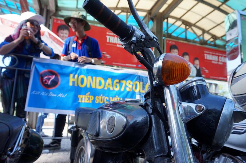 HonDa 67, nắng nóng, sĩ tử, thí sinh, miễn phí