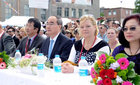 Một ngày của Chủ tịch MTTQ với cộng đồng người Việt ở Đức