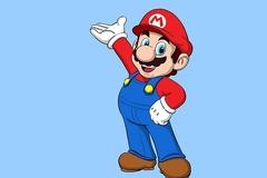 (Clip) Xem Mario phiên bản siêu đồ họa