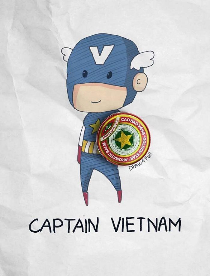 Sáng tạo của người Việt trẻ trên trang nước ngoài