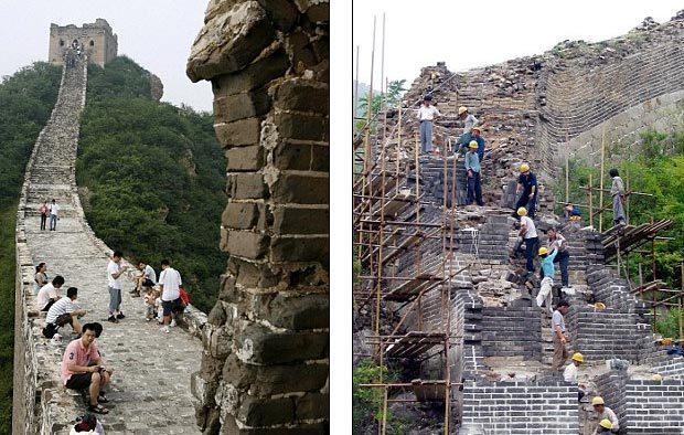 Vạn Lý Trường Thành, Trung Quốc, kỳ quan thế giới, công trình kiến trúc