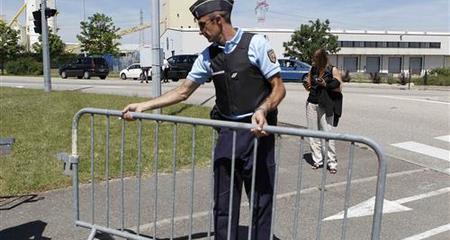 Nghi phạm tấn công ở Pháp có liên hệ với IS