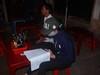 Đi thi từ 3 giờ sáng ở Sài Gòn