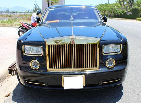 Chiếc Rolls-Royce Phantom, đại gia Quảng Ninh ,mạ vàng, xe siêu sang, đại lý Rolls-Royce, Phantom màu đen tuyền, Phantom rồng ,Phantom Year of the Dragon, thị trường Trung Quốc, đại gia Việt, thị trường Trung Quốc, Chiếc-Rolls-Royce-Phantom, đại-gia-Quả