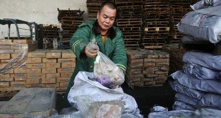 Thịt thối 40 năm tuổi ở Trung Quốc là từ Mỹ?
