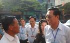 Vi hành cùng Bộ trưởng Giáo dục