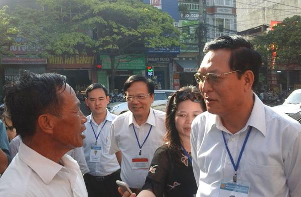 Bộ trưởng Phạm Vũ Luận, đại học, đi thi, thanh tra