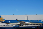 Cảnh lắp ráp máy bay hiện đại nhất thế giới của Vietnam Airlines