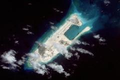 Nóng: Báo Mỹ đăng ảnh TQ xây cơ sở quân sự ở Biển Đông